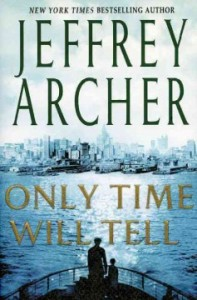 Only Time Will Tell book cover