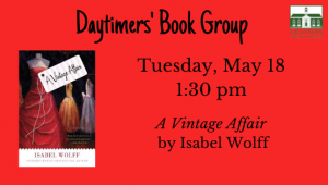 Virtual Daytimers' Book Group
