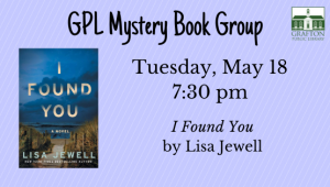GPL Mystery Book Group
